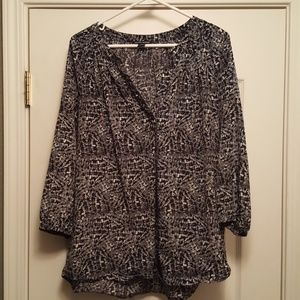 Hilary Radley blouse